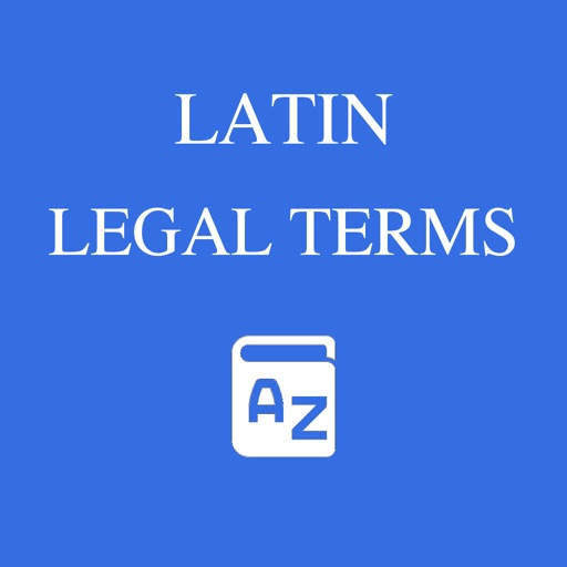 legal dictionary of latin terms