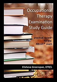occupational therapy examination review guide ebook