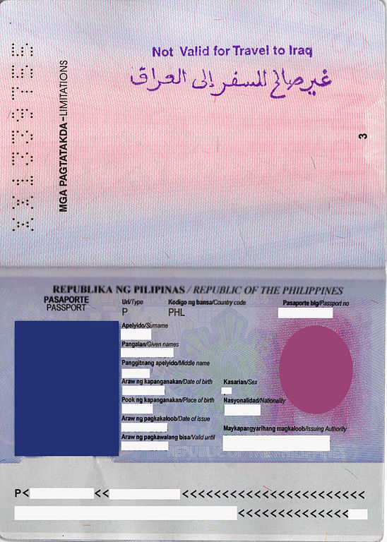 passport application ph valid id