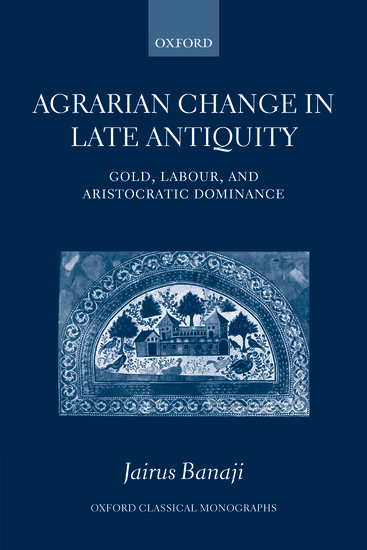 oxford dictionary of late antiquity
