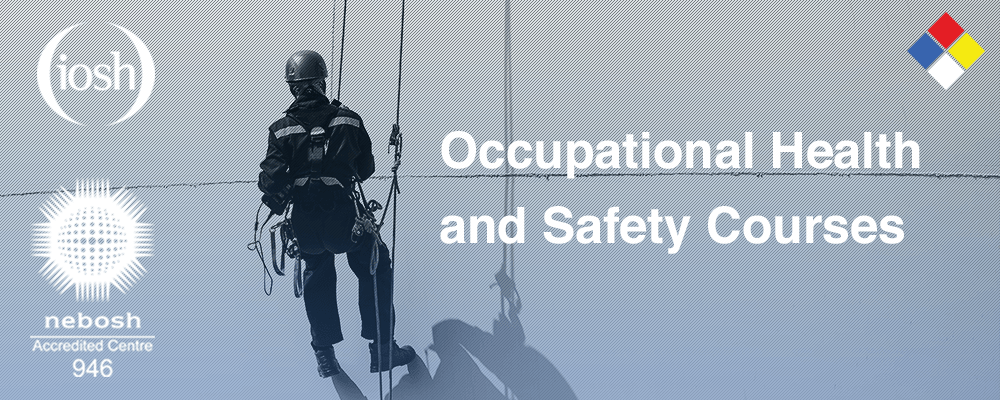 occupational health and safety course syllabus pdf