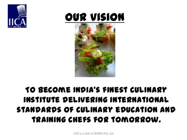 international centre for culinary arts pdf