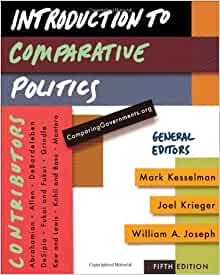 introduction to comparative politics 6th edition pdf