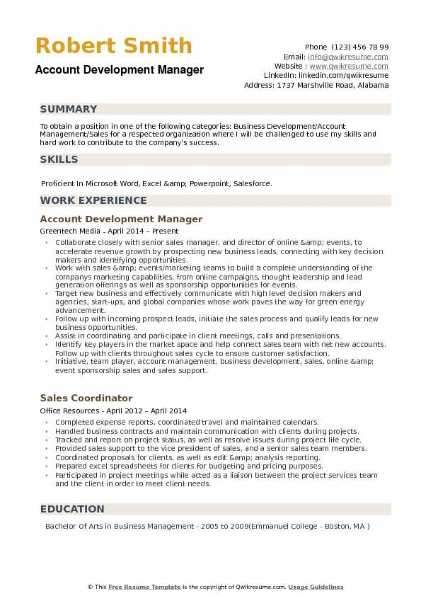 organizational development job description pdf