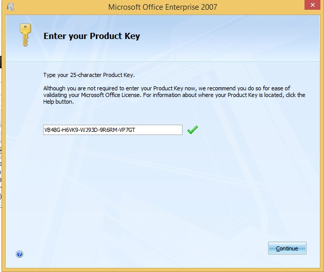 how to download microsoft office 2007 application
