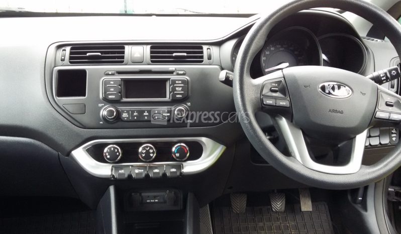 kia rio hatchback manual transmission second hand
