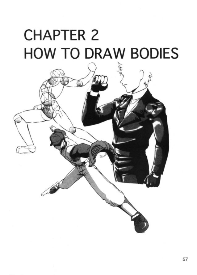 how to draw manga compiling characters pdf