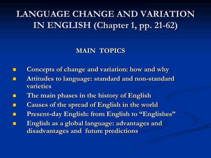 how to change dictionary language ppt