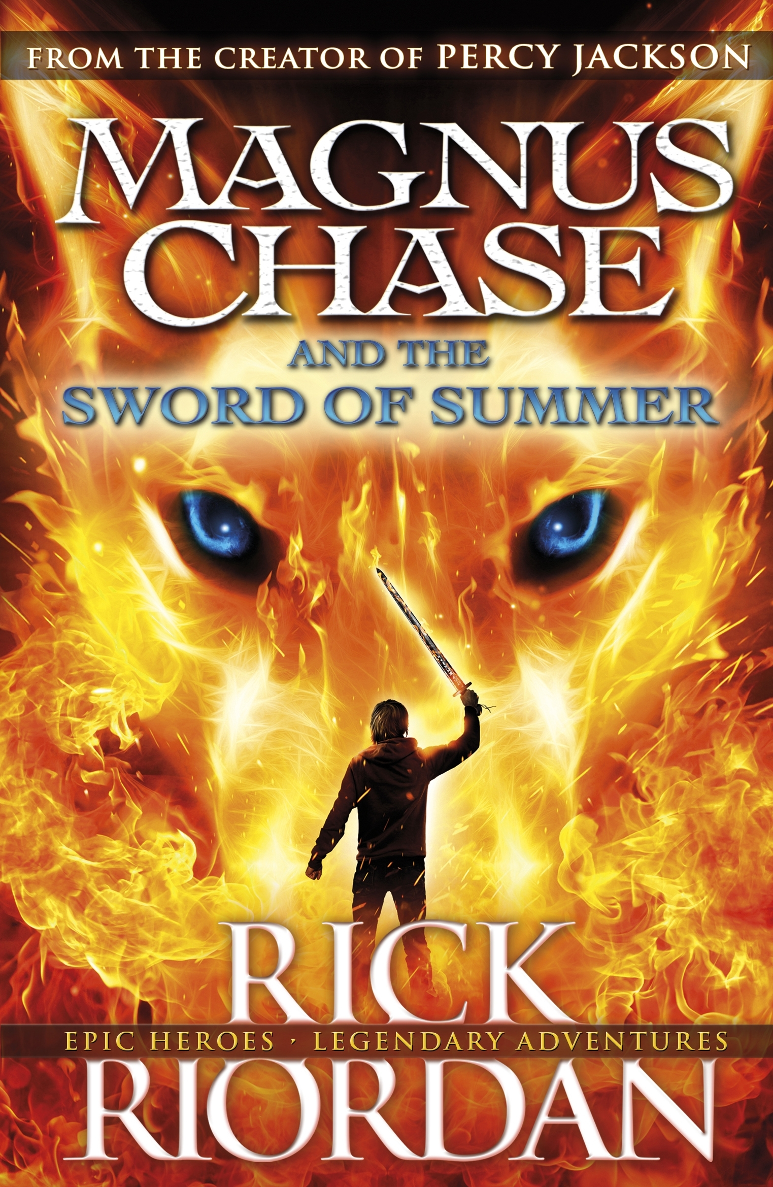 magnus chase and the sword of summer pdf