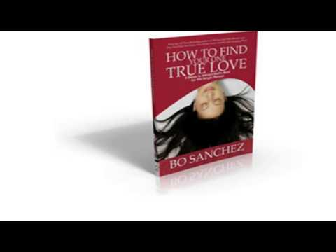 how to find one true love by bo sanchez pdf