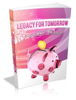 how to leave a legacy pdf
