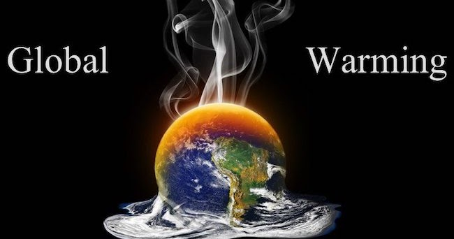 is global warming happening faster than expected pdf