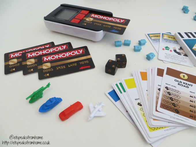 monopoly ultimate banking instructions and rules